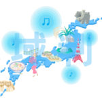 radikoラジコの地域・放送局が東京になってしまい自分の地域の局が選択できないときの対処法